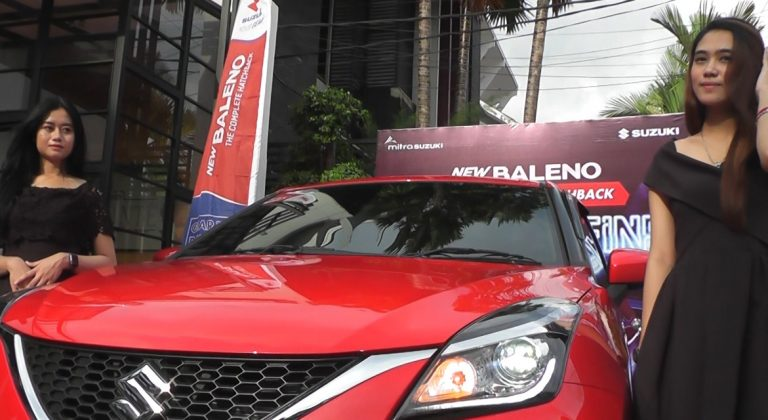 "Launching, New Baleno ""The Complete Hatcback"" Hadir di Banjarmasin"