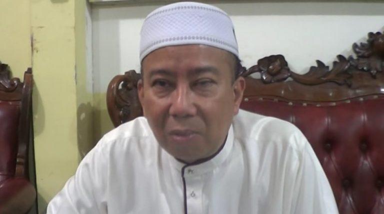 KH Hasanuddin Minta Diselesaikan Secara Damai