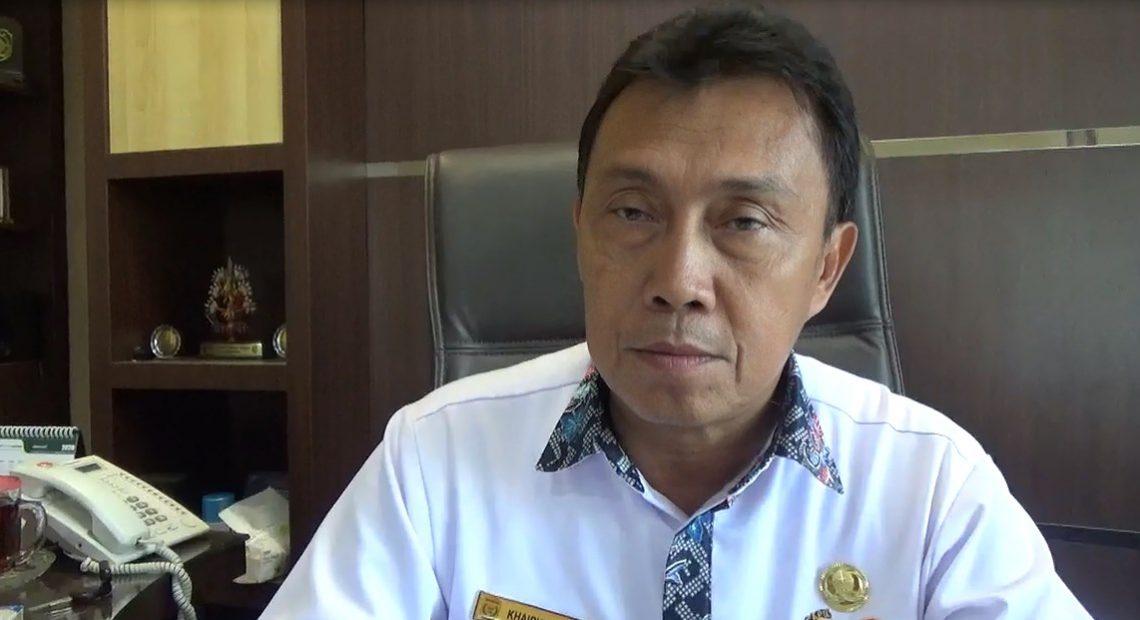 Khairul Saleh Bakal Kandidat Perseorangan