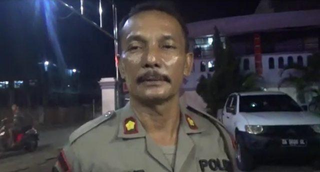 Kompol Halasan Sirait Kasat Sabhara Polresta Banjarmasin