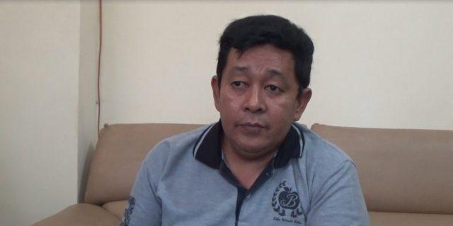 M. Riza Jihadi Bakal Kandidat Perseorangan