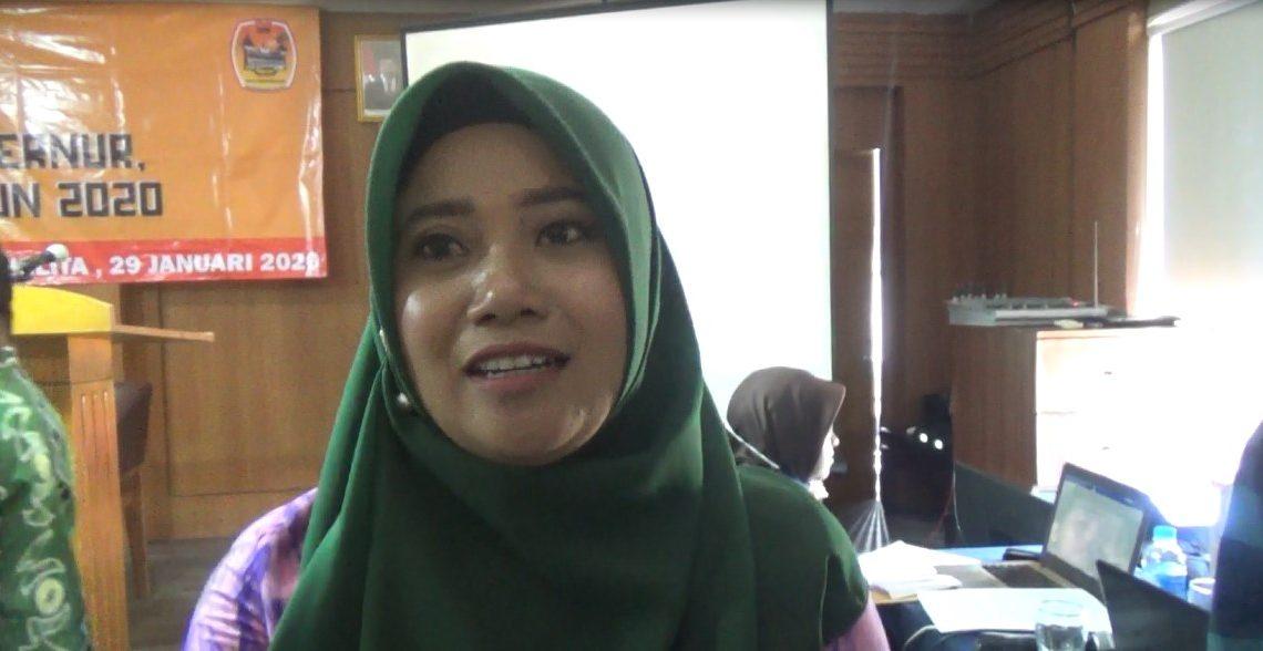 Rahmiyati Wahdah Jabat PLT Ketua KPU Kota Banjarmasin