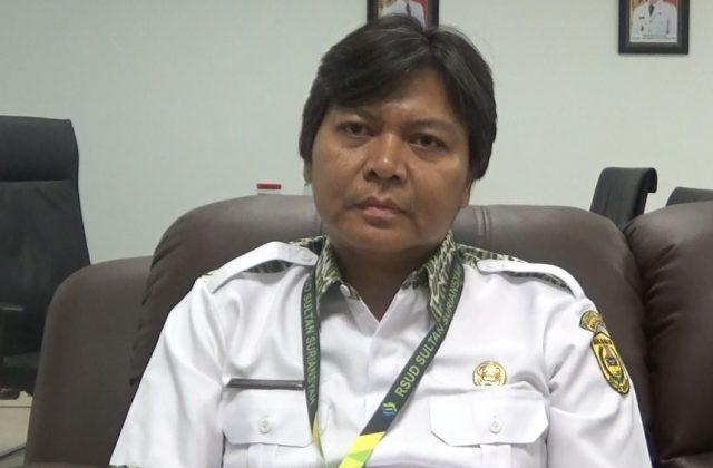Sukotjo Hartono Direktur RSUD Sultan Suriansyah