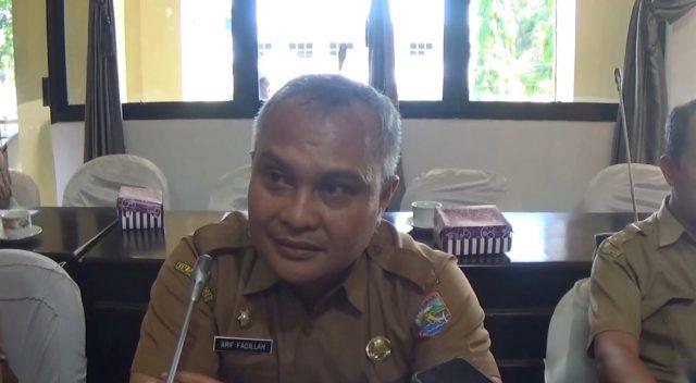 kepala Dinas LH Kotabaru, Arif Fadillah