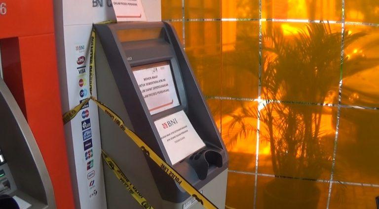 Iseng Bobol ATM, Gagal, 2 Pemuda Diciduk Polisi