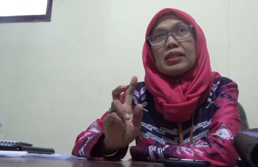 Nurhayani, kabid PDIK Dinsos kota Banjarmasin
