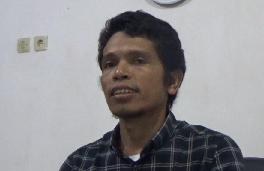 Edy Ariansyah, komusioner KPU Kalsel