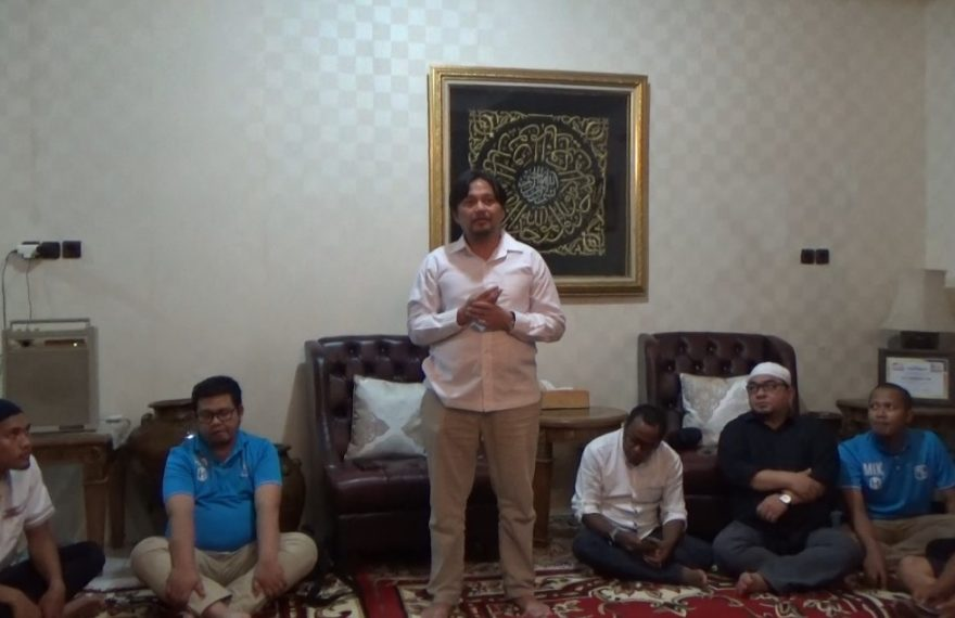 CEO Barito Putera Hasnuryadi Sulaiman