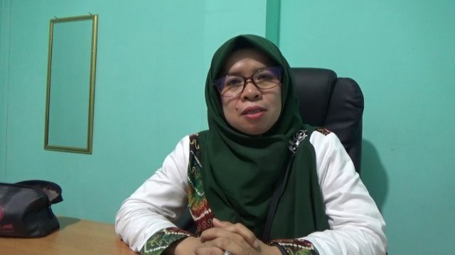Hatmiati, komisioner KPU Kalsel