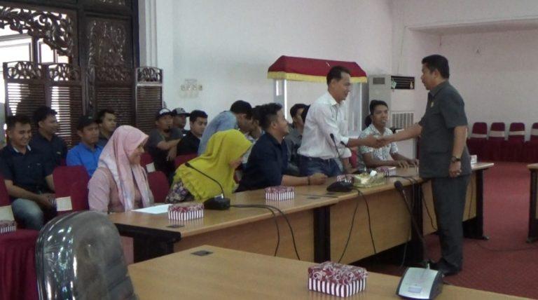 Mantan Karyawan Perusahaan Tambang Mengadu ke DPRD