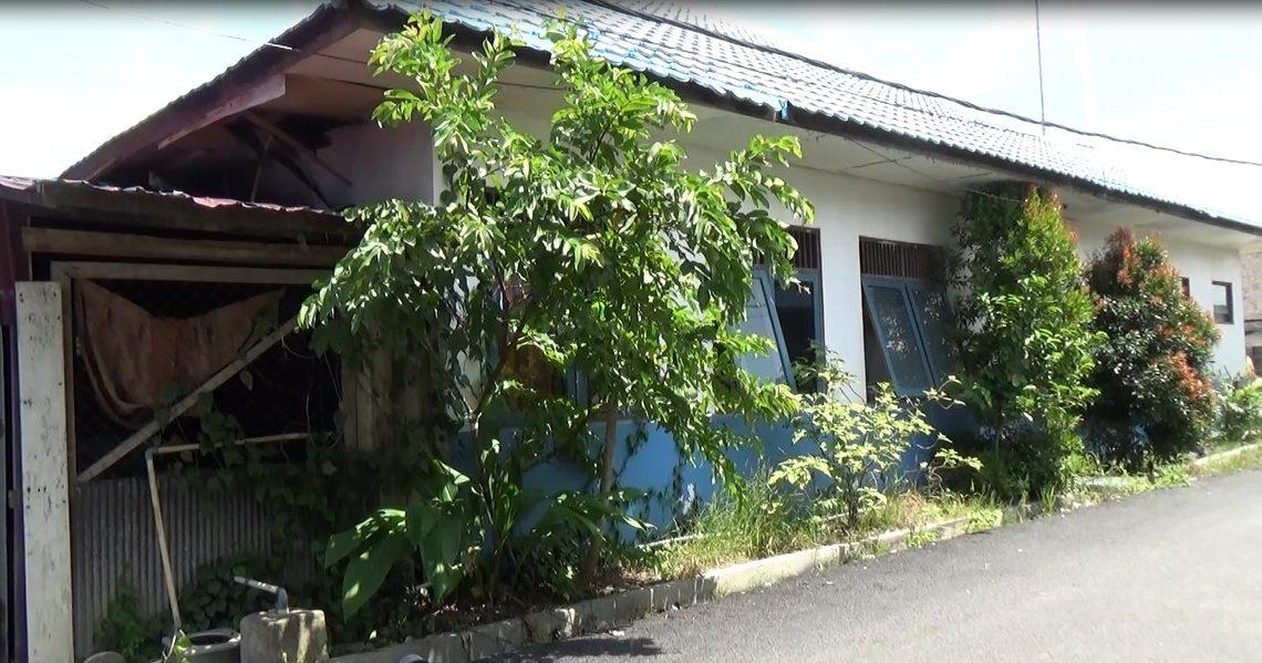 kondisi bangunan Puskesmas Margasari