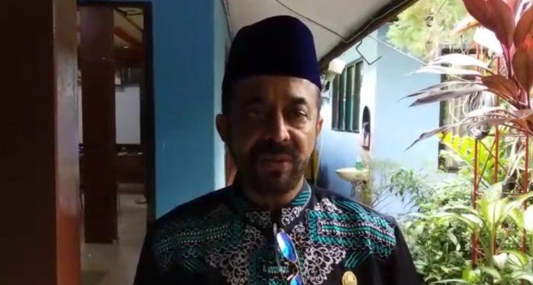 M. Farid Soufian kepala Bapenda Banjar