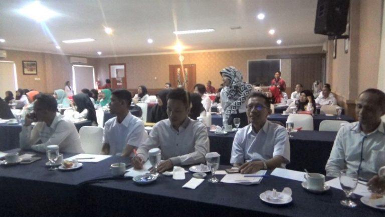 peserta pelatihan perpustakaan