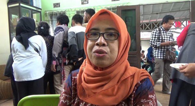 Rafiqah, direktur LK3 Banjarmasin