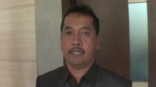 M Rofiqi, ketua DPC Gerindra Banjar