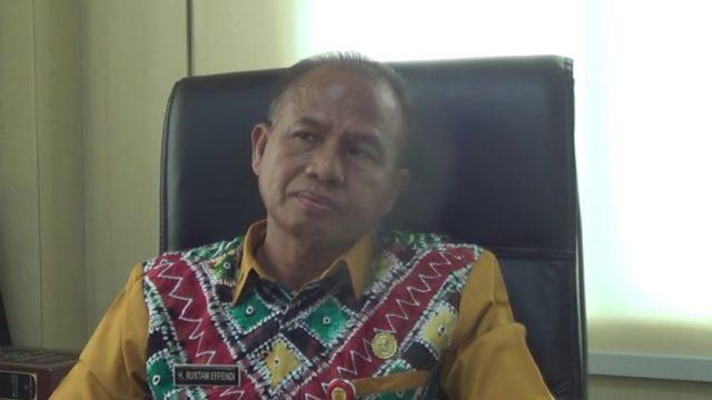 Rustam Effendi, kepala BPPRD Banjarbaru