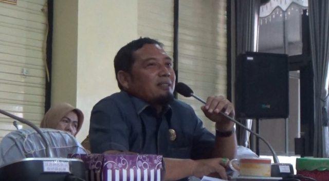 ketua komisi III, Suji Hendra