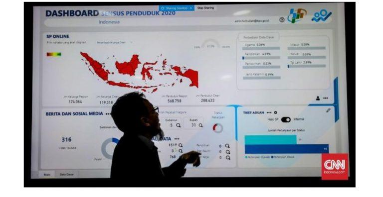 Data Sensus Penduduk Online 2020 Bisa Bocor