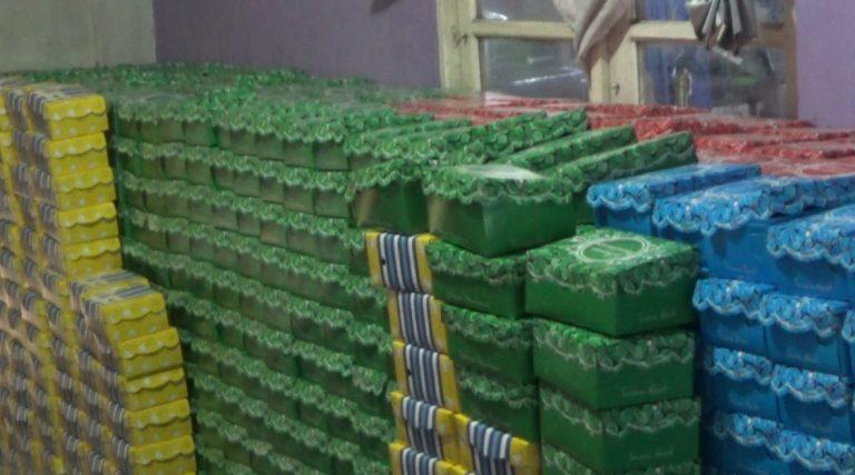 Relawan Banjarmasin Siapkan 2.500 Snack Box dan Nasi Bungkus