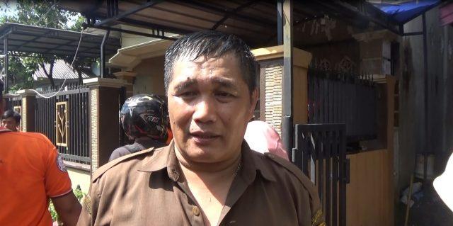 Aep Ruhya Ketua RT 23