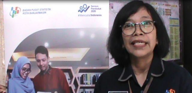 Agnes Widyastuti Kepala BPS Kota Banjarmasin