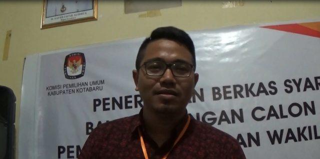 Agusaputra Wiranto Bakal Calon Wakil Bupati Kotabaru