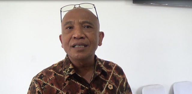 Dr Achmad Syamsu Hidayat Wakil Rektor II ULM