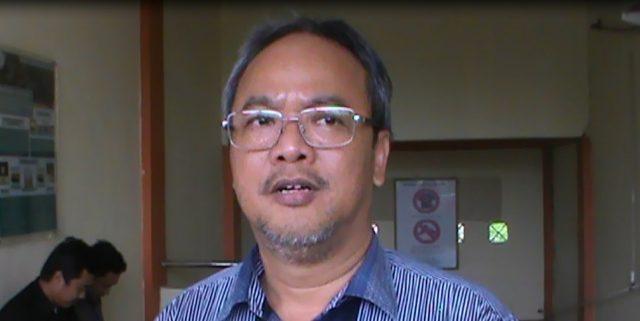 Dr. Uripto Trisno Santoso Wakil Dekan Fak Mipa