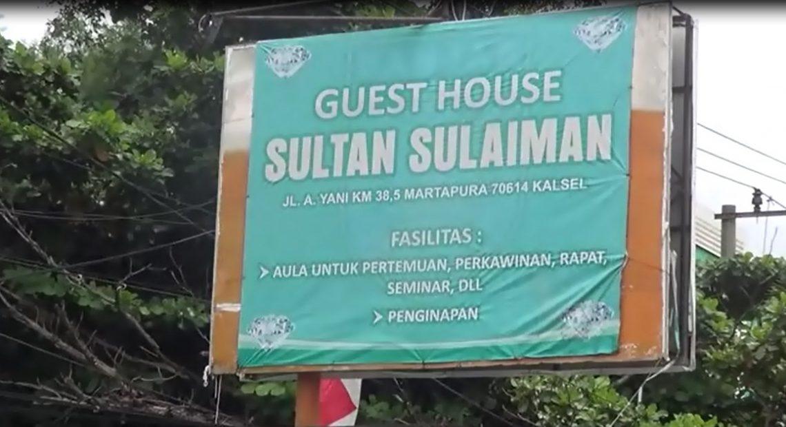 Guest House & Hotel telah di booking 6 bulan yang lalu