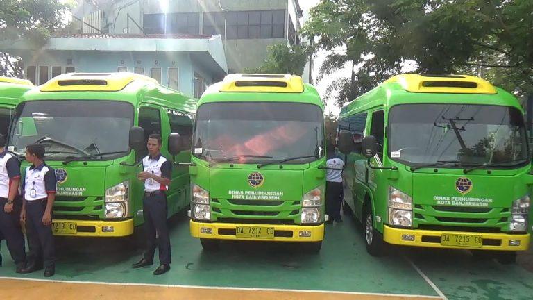 Bus 'Tayo' Mengaspal di 2 Koridor Jalur