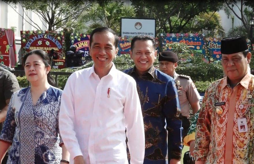 Jokowi Berharap Pers Mampu Memerangi Hoaks