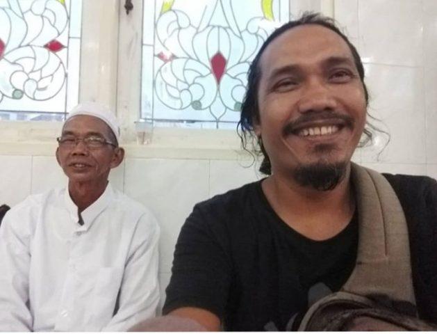 Kai Amrani Rela Berjalan 457 Kilometer Dari Balikpapan ke Sekumpul