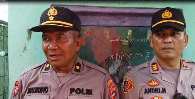 Kompol Mujiono Kabag Ops Polres Banjarbaru
