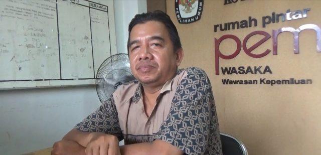 M. Syafrudin Akbar Komisioner KPU Kota Banjarmasin