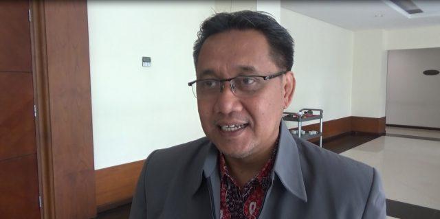 Nur Cahyono Kepala Direktorat Deposit Bahan Pustaka RI