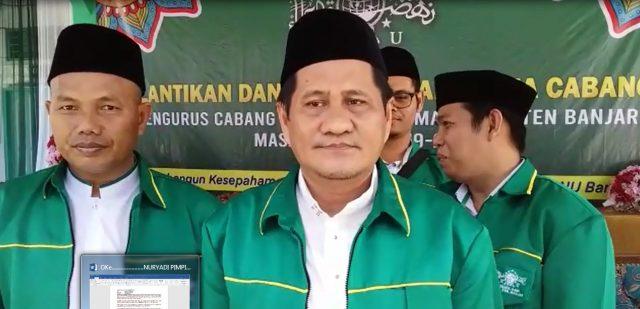 Nuryadi Ketua Tanfiziah NU Banjar