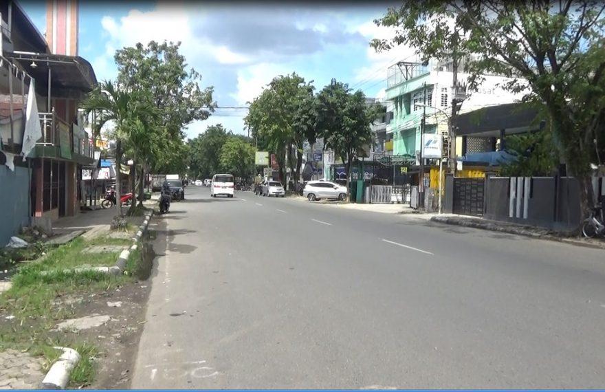 Pemko Banjarmasin Kembali Lanjutkan Pembangunan Trotoar
