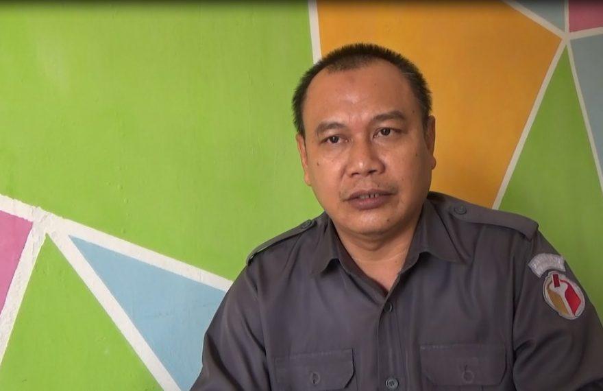 Rahmadiansyah,Komisioner Bawaslu kota Banjarmasin