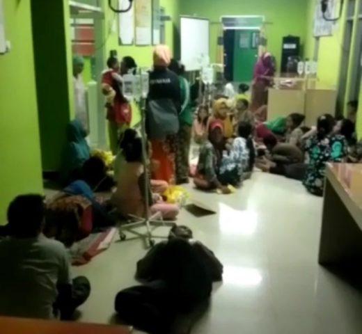 """Puluhan Warga Desa Terapu Keracunan Usai Menyantap """"Masak Habang"""""""