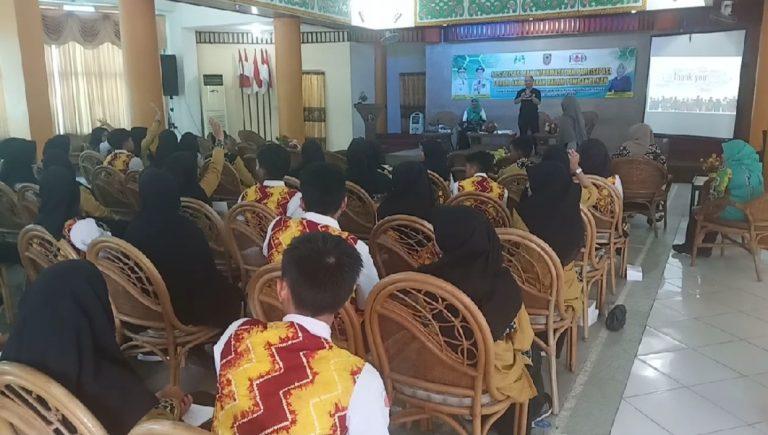 Sosialisasi Hak Informasi dan Partisipasi Forum Anak Daerah