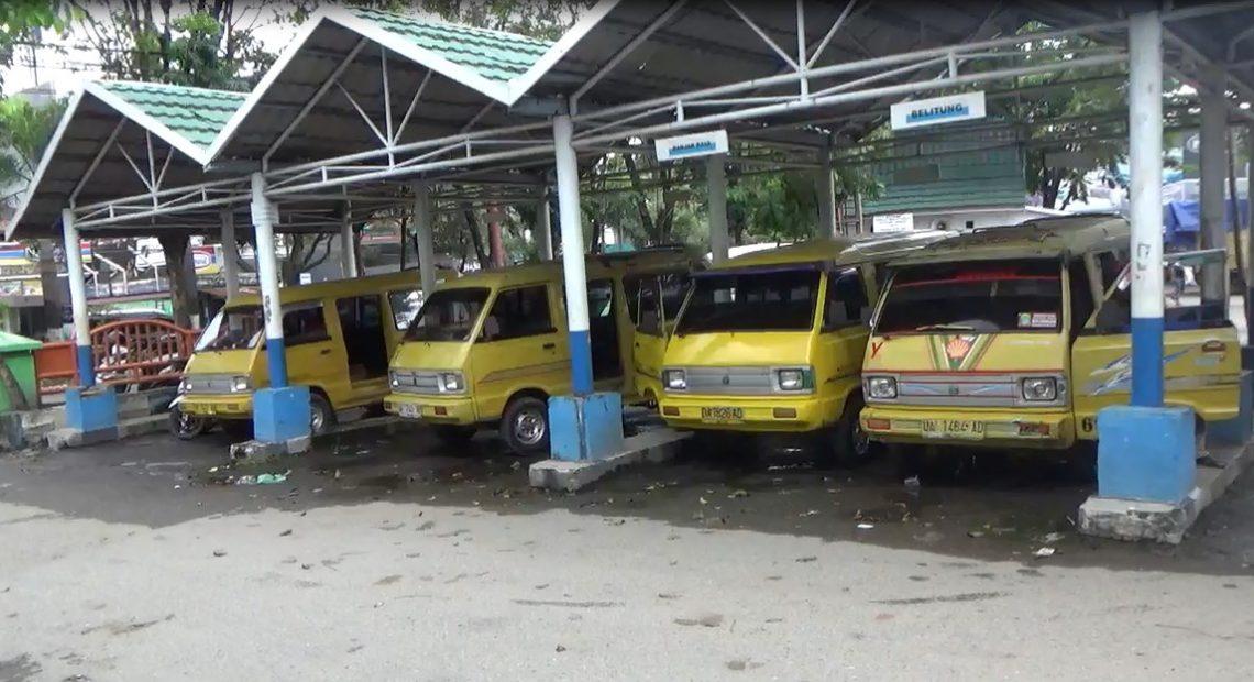 Taksi kuning semakin minim pendapatan