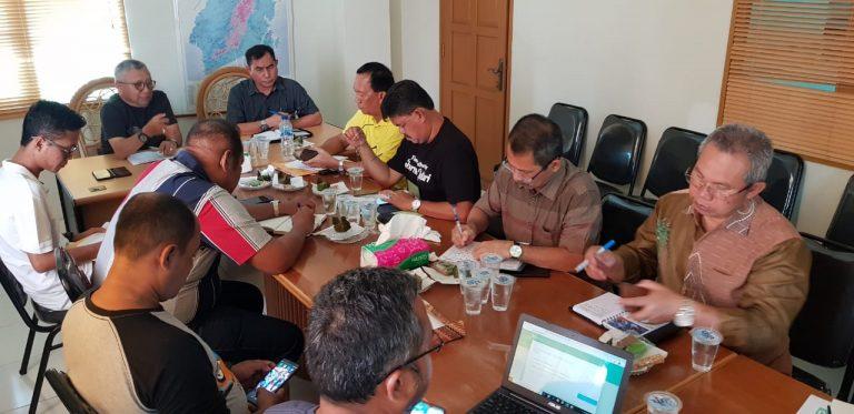 Agenda HPN Jokowi Berubah, PWI Kalsel Kebut Rakor