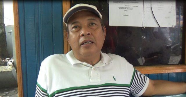 Zulkifli Effendi Ketua Koperasi Jasa Persewaan Mobil