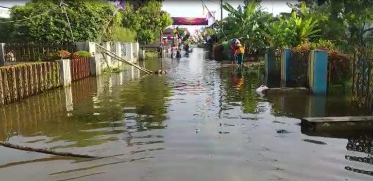 Banjir Rendam Ribuan Rumah di Kabupaten Banjar
