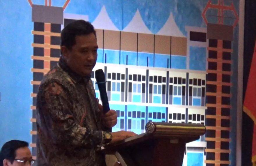 Workshop penerapan pasal 71 UU 10 tahun 2016 tentang Pilkada