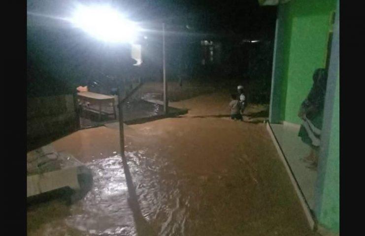 kecamatan Cempaka terpapar banjir
