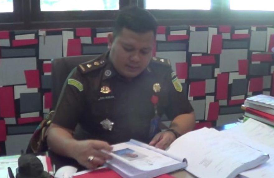 Kasi Pidana Umum Kejari Banjarbaru, Budi Mukhlis