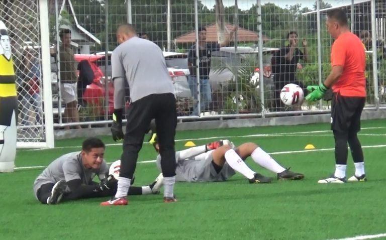 Usai  Uji Coba, Tim Pelatih Barito Putera Fokus Kembalikan Fisik Pemain