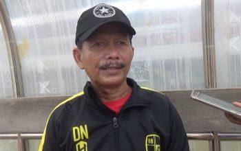 Djanur, pelatih barito