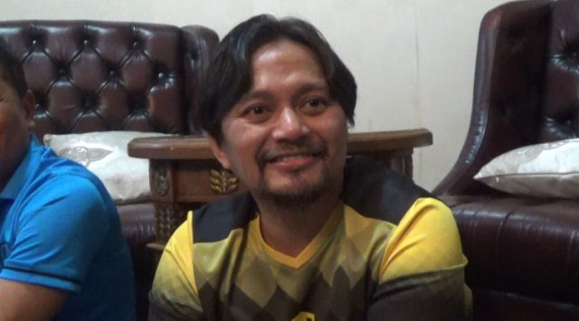 Hasnuryadi Sulaiman, pemilik tim Barito Putera